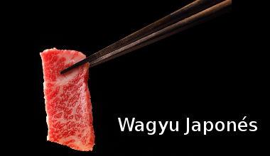 Wagyu japonés